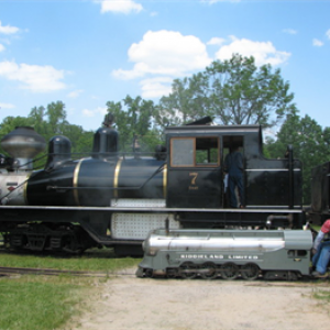 Narrow Gauge at Hesston