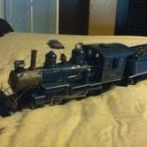 My recently aquired G scale loco