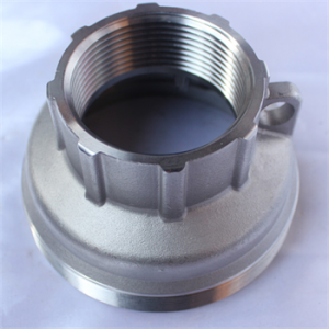Valve part made of stainless steel with investment casting and OEM welcome