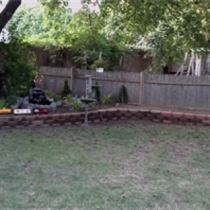 The Beginng of the Garden/Railroad Expansion