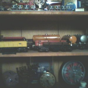 Lionel Trains Tin