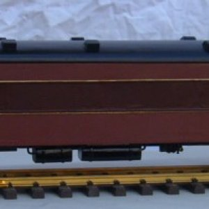 PRR #4663 rebuilt & streamlined